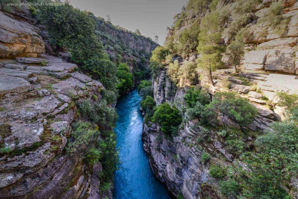 Река в Турции