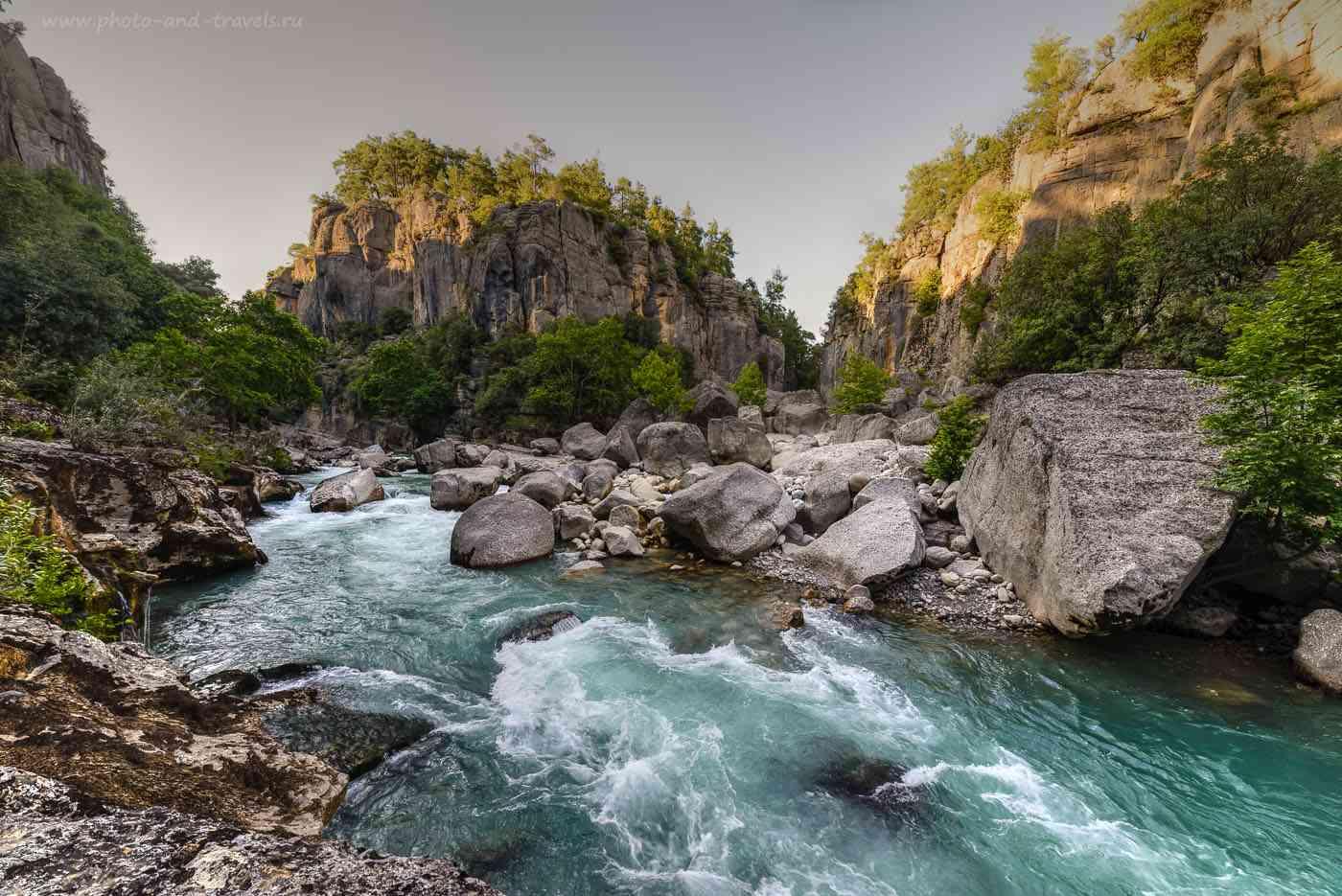 Реки Турции