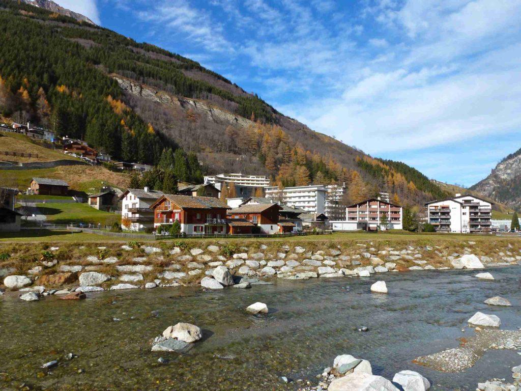 Реки в Швецарии