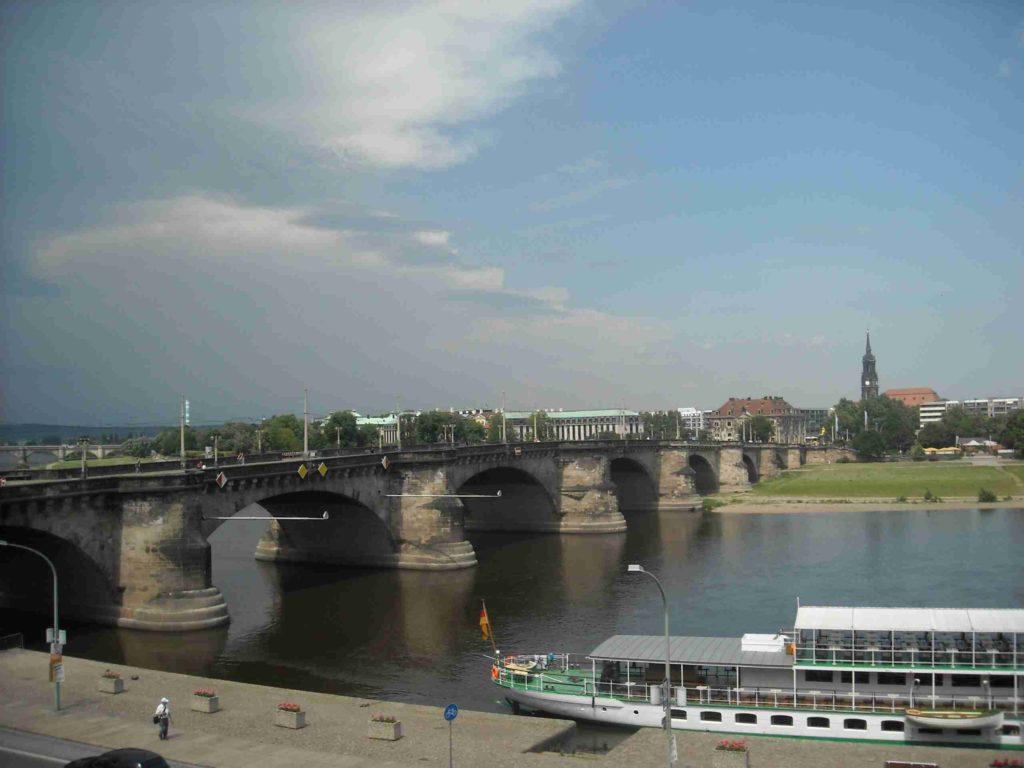 река Эльба в Чехии