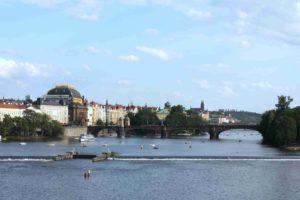 Валтава река в Чехии
