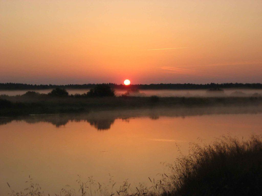 Река в Беларуси