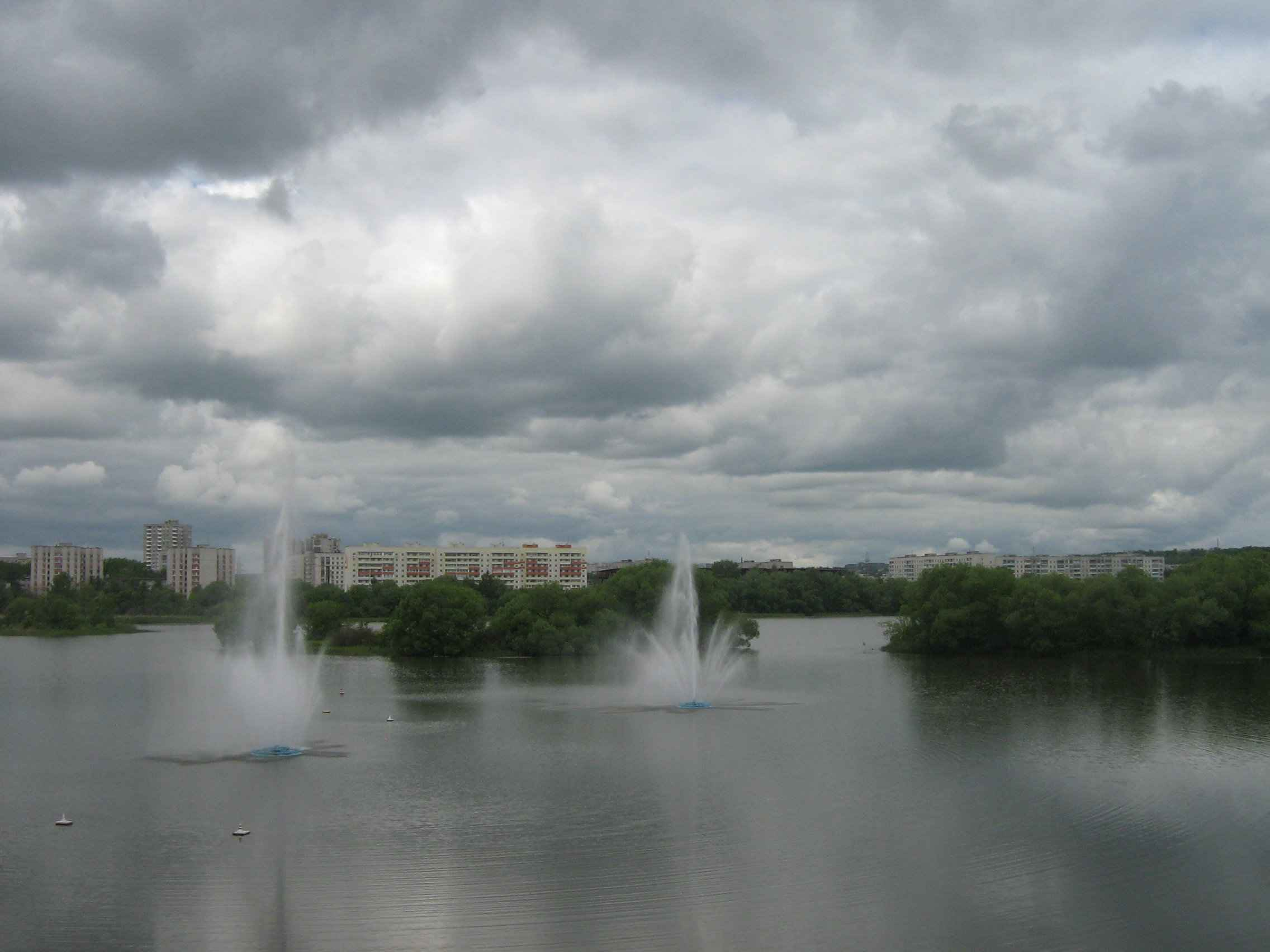 Свияга в Ульяновске