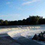 водопады ступени на реке Иргиз