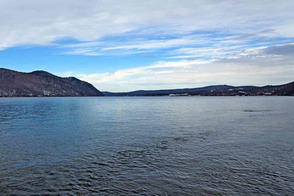 Байкал Река Ангара