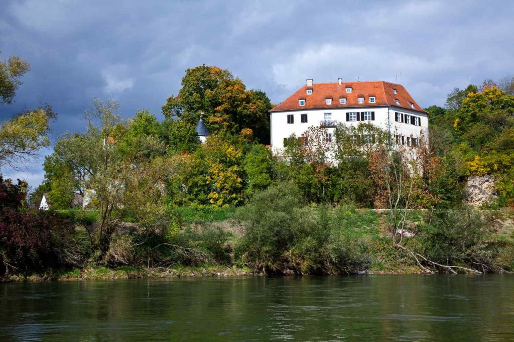 Река Дунай Германия