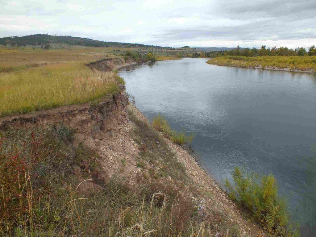 Река Ингода