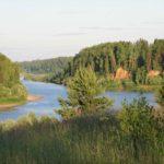 Река Ветлуга