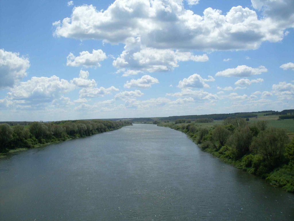Река Дон в Липецкой области