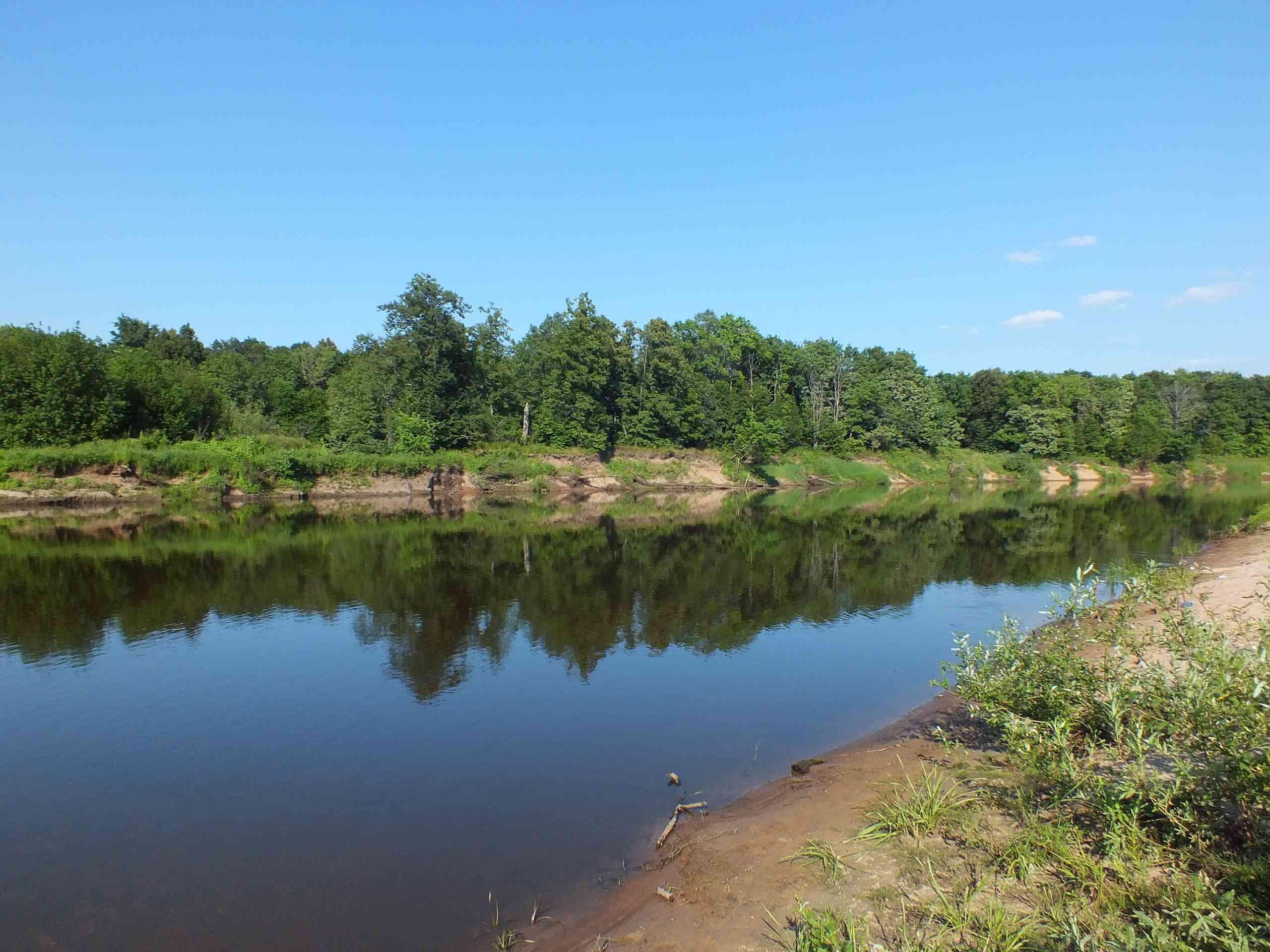 Река клязьма Владимирская область