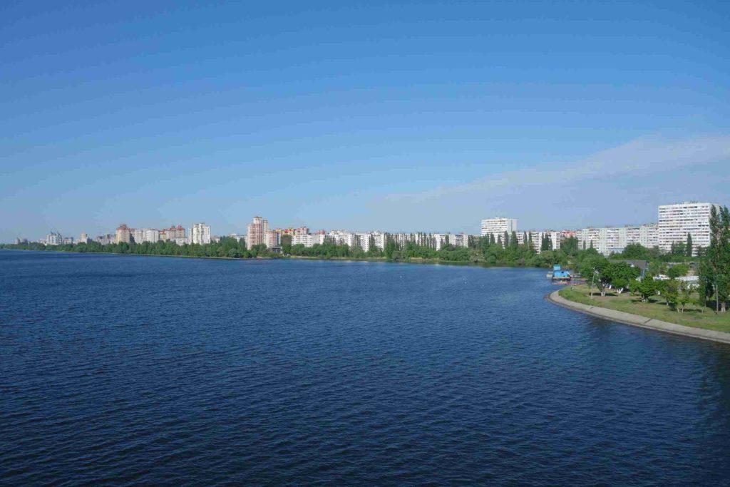 Река в Воронеже