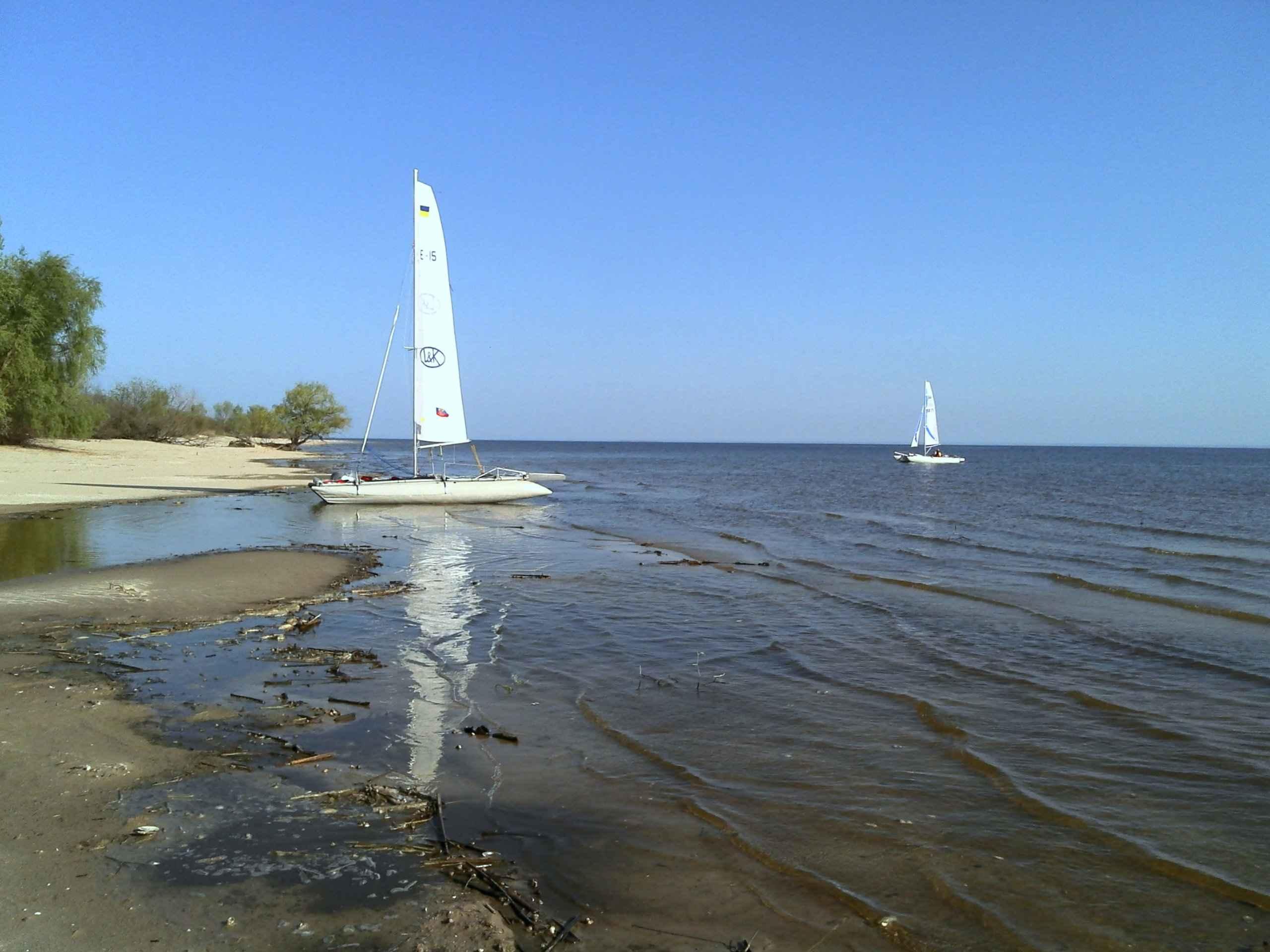 река Днепр где находится