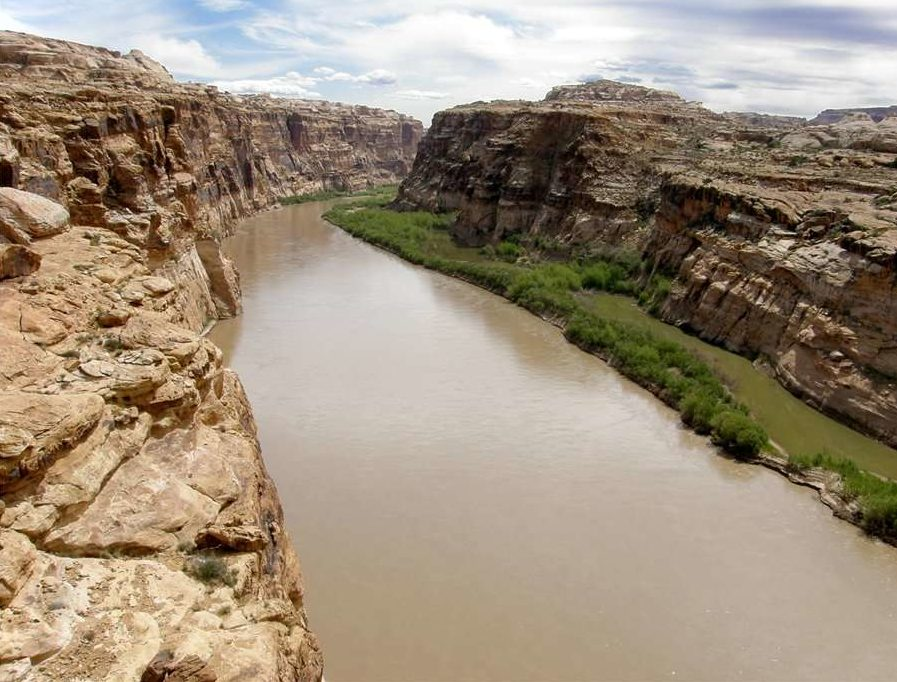река в африке