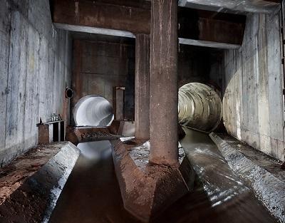 Филька 2, Подземные реки Москвы