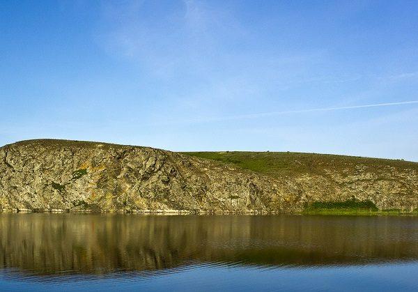Ириклинское водохранилище Урал