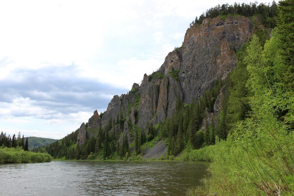 Река Мана Красноярский край