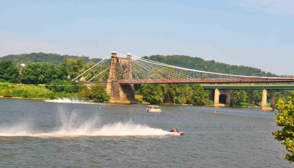 Река Огайо