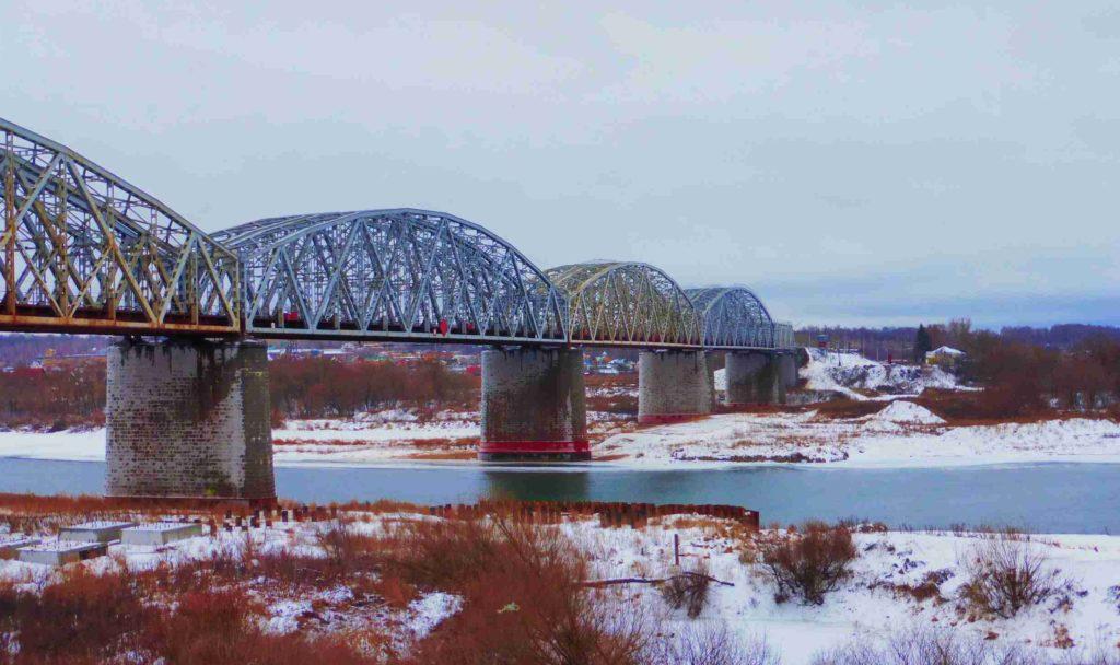 Река Ока Серпухов