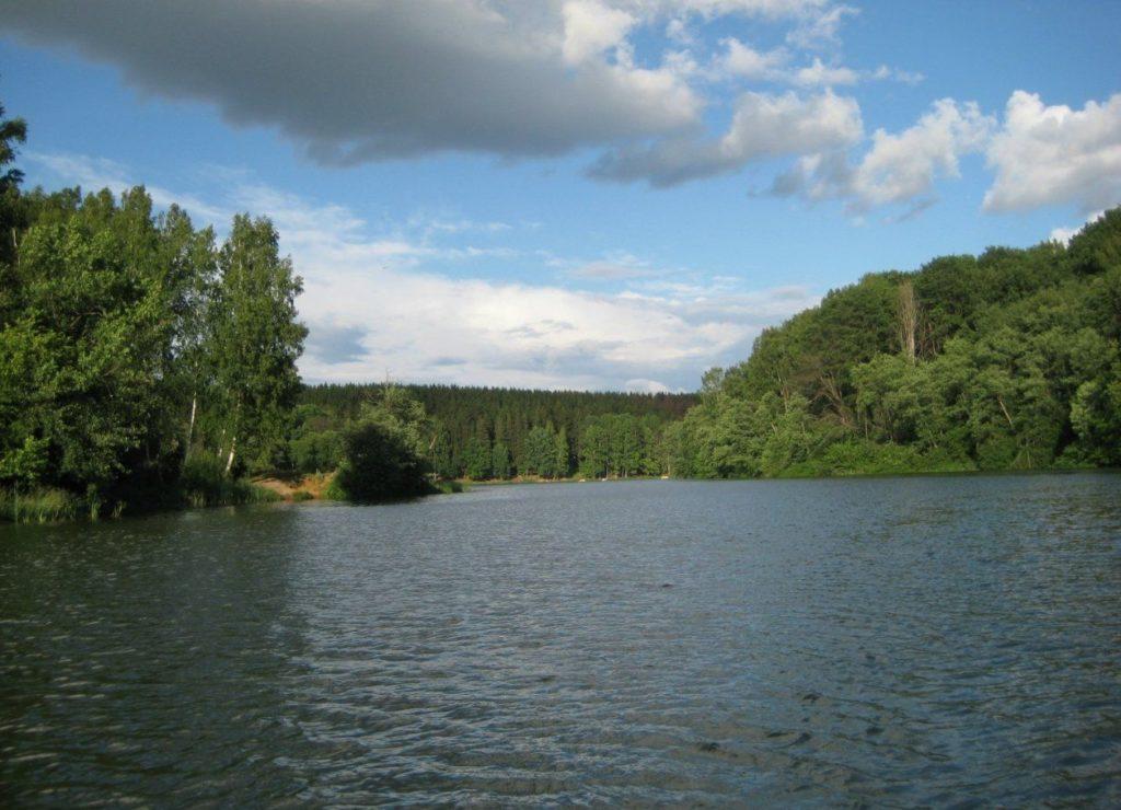 Река Синичка рыбалка