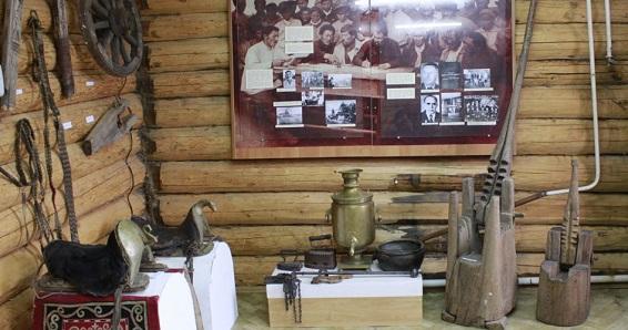 Амгинский музей Гражданской войны в Якутии