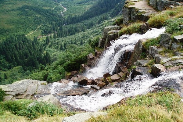 Эльбский водопад