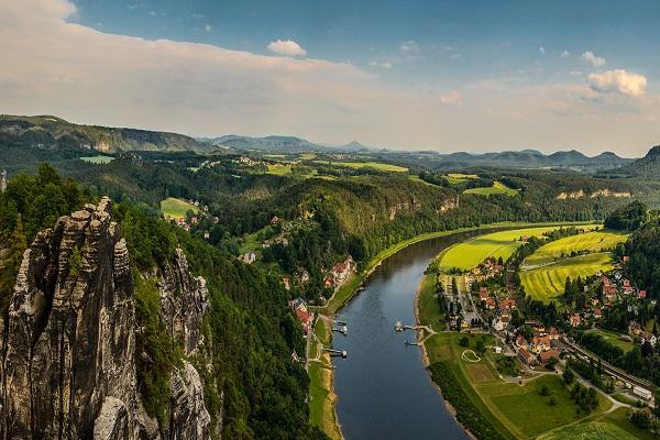Река Эльба (Германия)