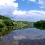 Река Обва Пермский край
