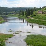 Река Койва Пермский край