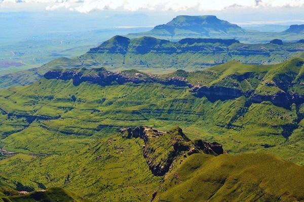 Драконовы горы. ЮАР.