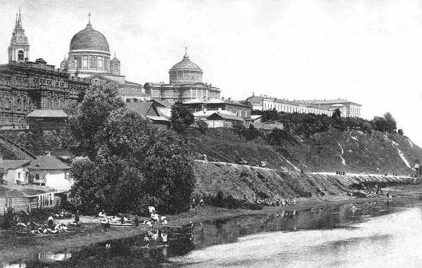 Древний город Курск