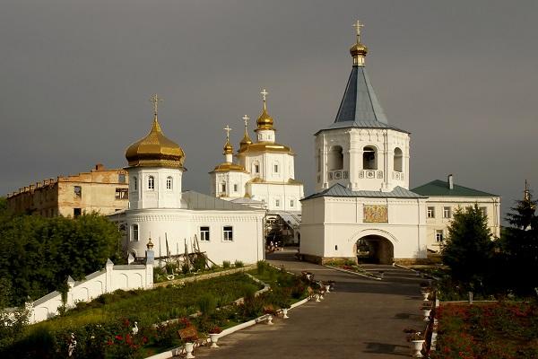 Молчанский монастырь.