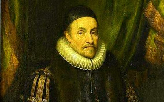 Вильгельм I Оранский (1533-1584).