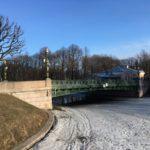 2 Садовый мост на реке Мойка