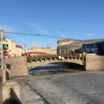 Большой Конюшенный мост, фото.