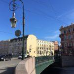 Фонарный мост р. Мойка, фото