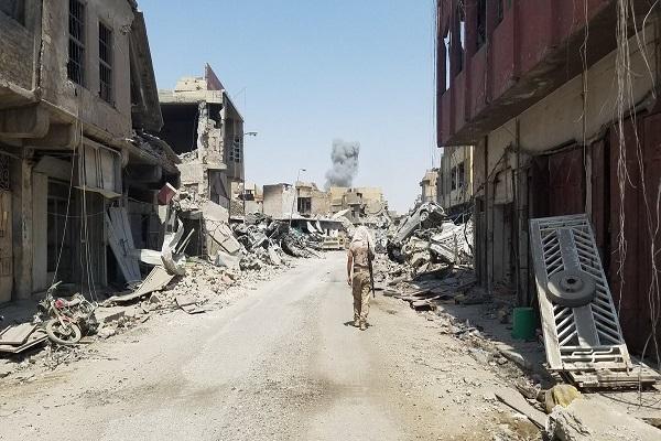 Город Мосул. Ирак