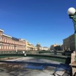 Краснофлотский мост. Мойка