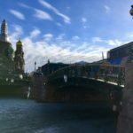 Мало-Конюшенный мост фото на реке Мойка