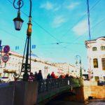 Мост Зеленый на р. Мойка