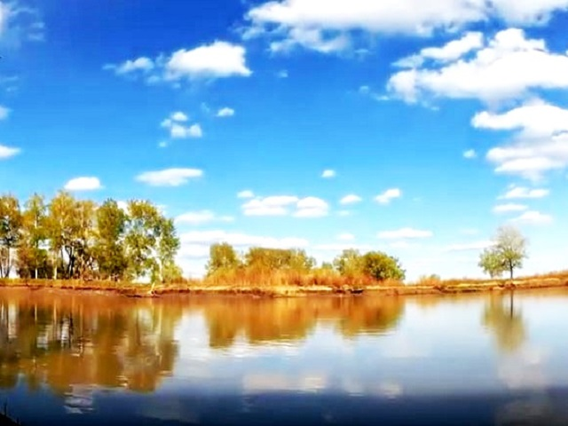 Река Алей, Алтай