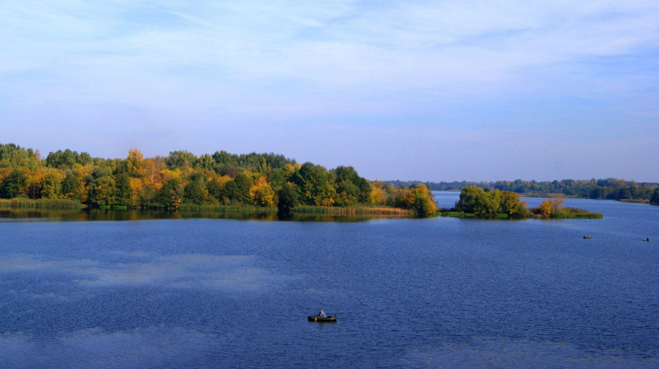 река Воронеж в Липецке