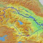 реки армении