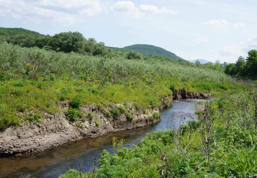 Река Альма Крым