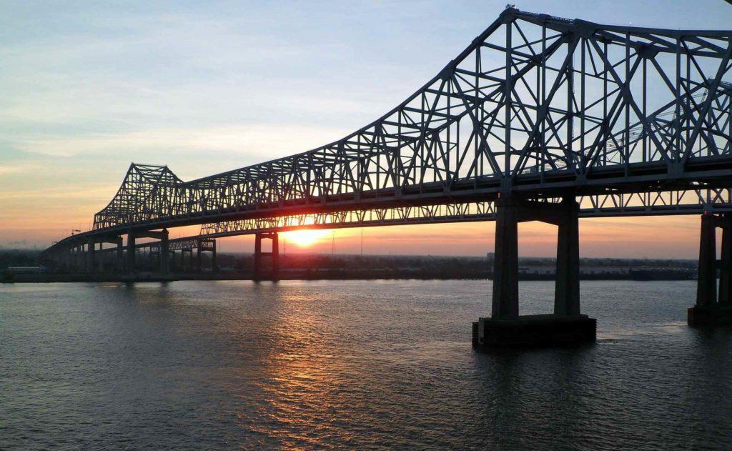 Река Мисисипи