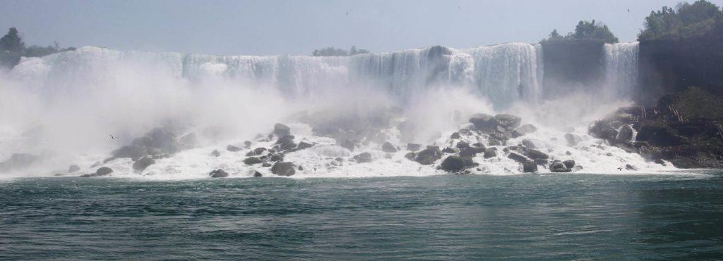 Река между сша и канадой