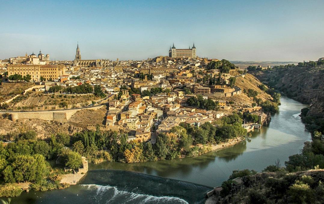 река в Испании