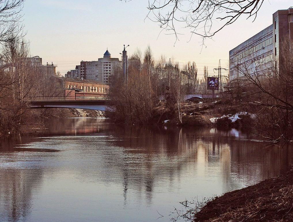Река Охта