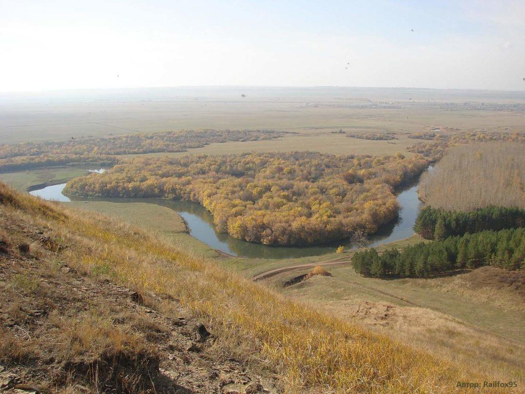 Река Ик приток Камы