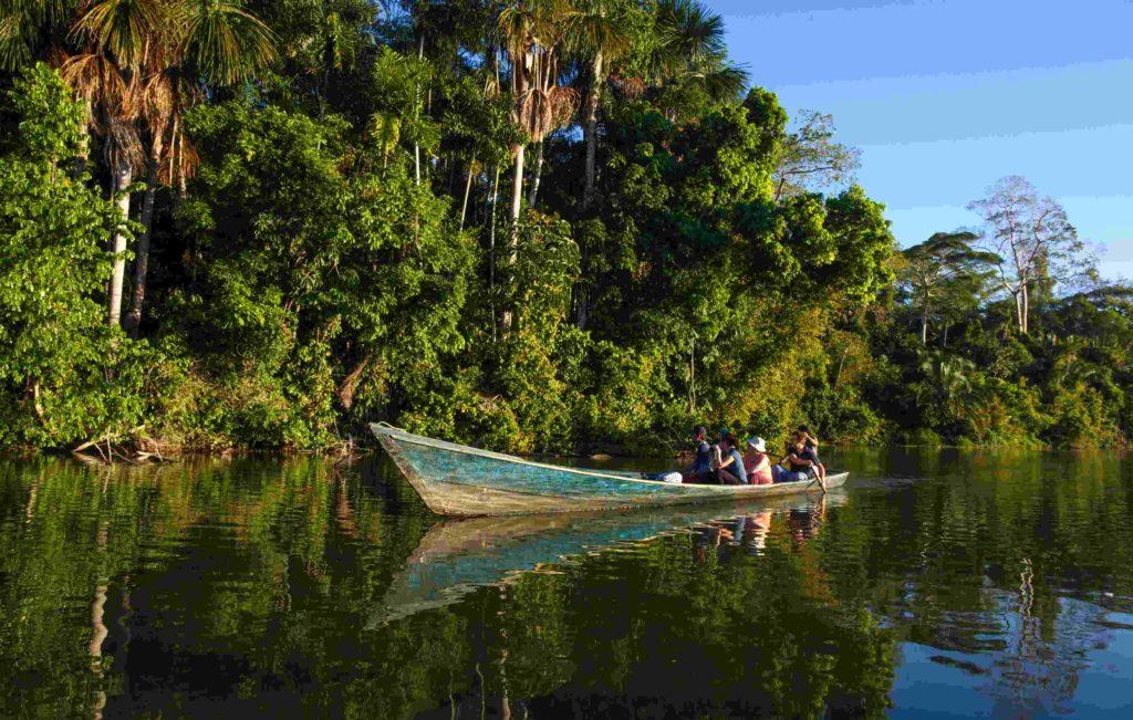 Амазонка самая длинная река Южной Америки
