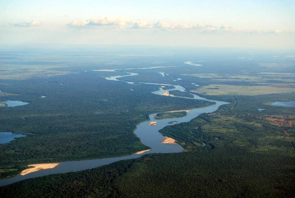 Река Арагуая